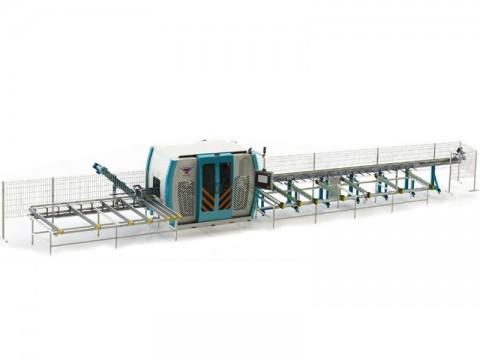 PIM 6508 - Masina de prelucrat profile PVC